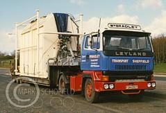 FSM690Y LEYLAND ROADTRAIN (Mark Schofield @ JB Schofield) Tags: jim taylor transport road commercial vehicle lorry truck wagon tipper tanker artic eight wheeler haulage contractor bulk haulier tractor unit freight hgv lgv