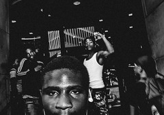 This is the South (dphotoessay.wordpress.com/) Tags: nashville street photography photojournalism blackandwhite portrait urban davidpiñeros pineros person usa tennessee fujifilm fujix100s fuji black white city
