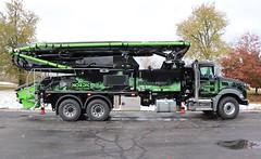 Nordic Concrete Pumping Truck (raserf) Tags: nordic concrete cement pump pumper pumping truck trucks mack putzmeister mechanicville new york sturtevant wisconsin racine county