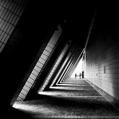 Hong Kong Cultural Centre (Fabrizio Massetti) Tags: architecture hongkong light bw fabriziomassetti iq180 rodenstock phaseone street