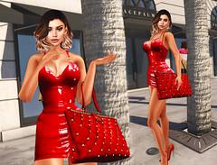 Deluxe day (๖̶̶̶ۣۣۜۜ͜ζ͜͡ Ỵคیʍīήค♥) Tags: stunposes doux vivenine backdrop feminine girly fashion bento pose itgirls deluxe belleevent