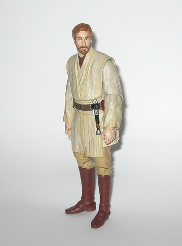 Obi Wan Kenobi Star Wars The Black Series 6 Inch Action Figure 08 Revenge Of The Sith Blue Packaging Hasbro 2014 E A Photo On Flickriver