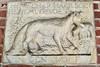 Museum De Lakenhal 2019 – In den wolf (Michiel2005) Tags: leiden museumdelakenhal museum lakenhal delakenhal wolf schaap indenwolf gevelsteen gablestone stone netherlands holland nederland