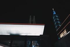 _MG_7347 (waychen_c) Tags: taiwan tw taipei taipeicity xinyi xinyidistrict shinkuangmitsukoshi shinkuangmitsukoshia11 taipei101 nanshanplaza night nightscape cityscape urban skyline 台灣 台北 台北市 信義 信義區 新光三越 新光三越a11 日本商品展 台北101 南山廣場