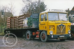 PAK602M FODEN_ (Mark Schofield @ JB Schofield) Tags: jim taylor transport road commercial vehicle lorry truck wagon tipper tanker artic eight wheeler haulage contractor bulk haulier tractor unit freight hgv lgv