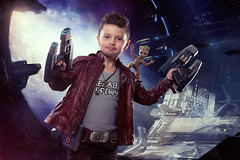 Max - Star-Lord Cosplay (John Car.) Tags: max car cosplay peter quill superhero kids child costume belt prop custom composite nikon d800 starlord star lord marvel elemental gun rubies necklace baby groot buckle jacket ravager walkman sony replica tpsl2 toy tshirt