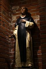 St Martin de Porres (Lawrence OP) Tags: martin saints seattle blessedsacrament dominican friar martindeporres