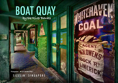 Decaying Boat Quay (williamcho) Tags: singapore decay rundown old singaporeriver tourism attraction riverbanks pubs entertainment fb