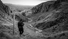 Holwick . (wayman2011) Tags: colinhart fujifilm35mmf2 fujifilmxt1 lightroom5 wayman2011 bwlandscapes mono rural footpaths people pennines dales teesdale holwick countydurham uk