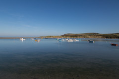 The Little Ships (Brian Dunning) Tags: boats pleasurecraft newportestuary pembroke wales canon eos5dmarkiii ef24105mmf4lisusm