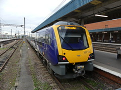 331101 Doncaster (Beer today, red wine tomorrow.....) Tags: class331 northern emu