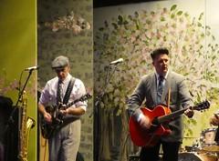 Memphis Lee and the Creepers (ART NAHPRO) Tags: memphisleeandthecreepers live music band rocknroll lindy hop dancing