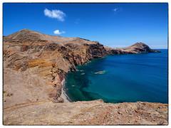 Ponta de São Lourenço, Madeira (Roswitz) Tags: landscape seascape nature rocks trek madeira