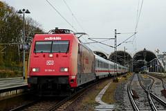P1970181 (Lumixfan68) Tags: eisenbahn züge loks baureihe 101 elektroloks drehstromloks deutsche bahn db werbeloks adtranz intercity ic