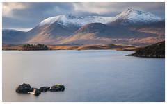 Lochan na h-Achlaise, Scotland (S.R.Murphy) Tags: landscape scotland lochannahachlaise oct2019 mountain lake nature water loch mountainrange leefilters lee06ndgrad fujifilmxt2 fujifilmxf1680mm tighnacruaiche