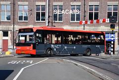 Connexxion VDL Berkhof Ambassador 200 R-net bus 3567 lijn 394 (Seacats) Tags: connexxion bus amsterdam rnet