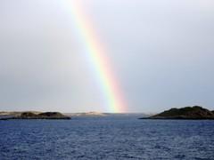 DSC02483 Der Raftsund (josefinenfeld) Tags: hurtigruten 2019 reise norwegen finnmarken raftsund regenbogen