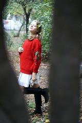 Portrait of Laura (Dumby) Tags: portrait bucurești românia outdoor girl sector3 frame children