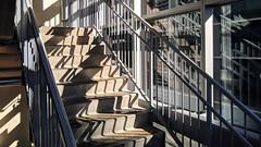 Stairwell (jtr27) Tags: img20191026111531l jtr27 android moto motorola g7 stairwell gcam googlecam