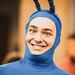Blue Bug, Silicon Valley Comic Con, 2016