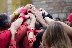 manos (gabrielg761) Tags: castellers equipo unidos manos torre
