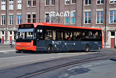 Connexxion VDL Berkhof Ambassador 200 R-net bus 3585 lijn 394 (Seacats) Tags: connexxion bus amsterdam rnet