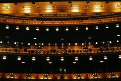 Civic Opera House - Chicago (Cragin Spring) Tags: city chicago interior opera operahouse architecture building oldbuilding detail illinois il unitedstates usa unitedstatesofamerica civicoperahouse lyricoperahouse urban chicagoillinois chicagoil artdeco balcony