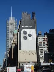 201910056 New York City Midtown (taigatrommelchen) Tags: 20191042 usa ny newyork newyorkcity nyc manhattan midtown icon urban city building advertising