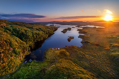 """An Unexpected Tour Guide"" (Gareth Wray - 13 Million Views, Thank You) Tags: lake four lough 4 phantom narin portnoo dji dog stone boat wooden ancient tour fort heather row ring rowing guide doon ringfort ocean sea seascape landscape island islands famous landmark tourist aerial attraction hire drone quadcopter ireland irish sun history tourism photography scenic visit tourists uav gareth donegal wray sunset vacation sky reflection water pool sand day atlantic pro gaeltacht 2019 p4p naran panoramic pano stitched"