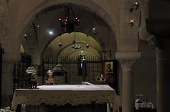 San Nicola (Gwen Fran) Tags: bari europe italie pouilles crypte crypt church église sannicola puglia