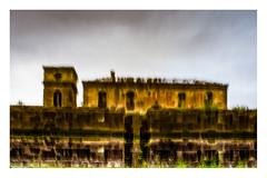 Govan Graving Dock (1 of 1) (ianmiddleton1) Tags: glasgow icm movement blur reflection industry abandoned hss sliderssunday