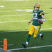 Aaron Rodgers Touchdown Run