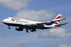 G-CIVT 747-436 (Ian Tate) Tags: londonheathrow lhr egll gcivt boeing747436 britishairways