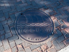P8236816 (Copy) (pandjt) Tags: minnesota travelogue roadtrip unitedstates usa duluth duluthmn canalpark accesscover canaldistrict