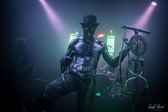 Shaarghot-8215 (GaelHervePhoto) Tags: shaarghot live nantes warehouse concert steampunk cyberpunk punk electro metal indus industrial postapocalyptic concertphotography livemusicphotography livemusic