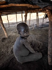 Mundari Child (Rod Waddington) Tags: africa african afrique afrika south sudan mundari tribe traditional tribal culture cultural child boy cattle camp portrait people ethnic ethnicity minority hungry hunger