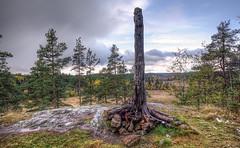 191005-132506_Гора Ламмасвуори (vdirenko) Tags: russia karelia forest mount lammasvuori altar slavic god rod rituals sanctuary heathen