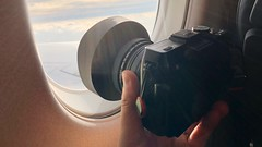 Rubber lens hood for PowerShot G1X. (MIKI Yoshihito. (#mikiyoshihito)) Tags: canon powershot powershotg1x g1x camera jal 日本航空 日航機 iwate 岩手 岩手県 japan