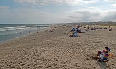 autumn beach (BehindBlueEyes) Tags: newjersey nj monmouthcounty jerseyshore shore beach oceangrove
