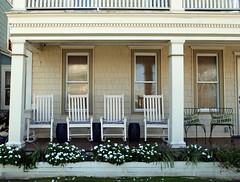 porch chairs (BehindBlueEyes) Tags: newjersey nj monmouthcounty jerseyshore shore oceangrove