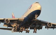 G-CIVR BAW 744 (johnsmitherman65) Tags: egll gcivr baw britishairways canon planespotting plane flight flug fly jet jetliner jumbojet london londonheathrow heathrow landing lhr 744 747 boeing boeing747