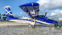 IMG_2979 (Invincible Moose) Tags: barra beach airport dhc6 twinotter viking400 hial ghial