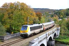 CFL 3015--2019_11_03_030 (phi5104) Tags: trains treinen belgique belgië nmbs sncb cfl 2019 martinrive