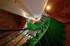 134 Steps | Inside the Lighthouse (picsessionphotoarts) Tags: leuchtturmdarserort darserort nikon nikonphotography nikonfotografie nikond850 norddeutschland autumn ostsee balticsea leuchtturm lighthouse fischlanddars dars leuchtturmdars darslighthouse afszoomnikkor1424mmf28ged escalier treppe staircase treppenhaus stairs