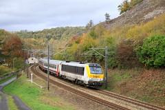 CFL 3009--2019_11_03_016 (phi5104) Tags: trains treinen belgique belgië nmbs sncb cfl 2019 martinrive