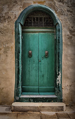 Malta door (Siuloon) Tags: mdina malta malte architektura architecture architettura architetura texture door doors mur wejście rabat