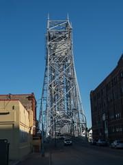 P8236819 (Copy) (pandjt) Tags: minnesota travelogue roadtrip unitedstates usa duluth duluthmn canalpark aerialliftbridge duluthshipcanal
