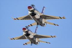 Thunderbirds - 10 (NickJ 1972) Tags: redflag nellis air base afb airbase generaldynamics lockheed martin f16 fighting falcon viper thunderbirds