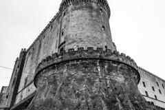 Italy - Napoli - Castel Nuovo (Marcial Bernabeu) Tags: marcial bernabeu bernabéu europe south europa sur castel castillo castle nuovo new nuevo monocromo monochrome blanco negro bw black white campania