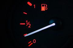 Close-up of fuel gauge on car dashbord (Ivan Radic) Tags: closeup car dash dashboard engine fuel fuelgauge gasoline instrumentboard instrumentpanel petrol vehicle canoneosm50 sigma2470mmf28dgoshsmart
